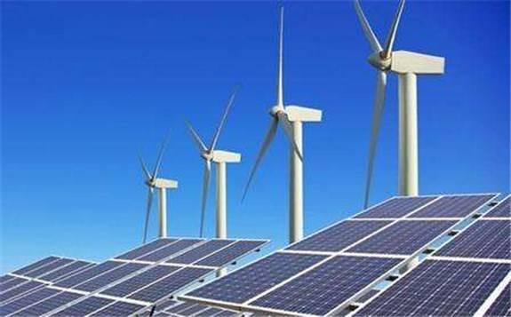 风能和太阳能是迄今为止平均能源成本最低的新兴发电技术