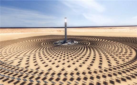 欧洲为光热电站研发各种新型节水技术,有望三年内实现商业化推广