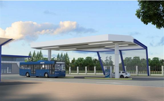 厚普股份中标中石化4000万元氢站建设项目