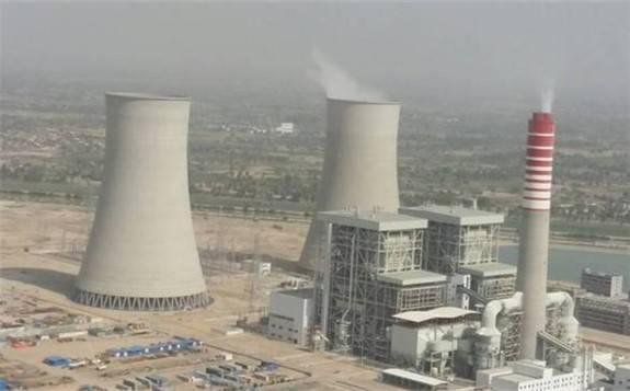 中资投建巴基斯坦最大燃煤电站投产