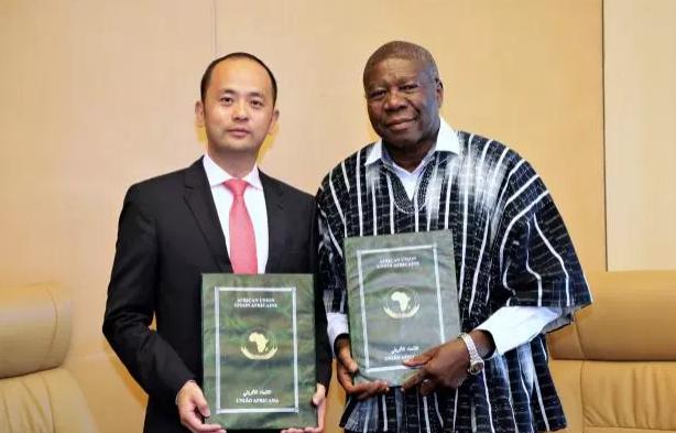 非洲联盟正在加倍加深与华为的关系
