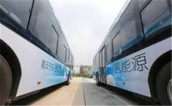 宇通客车新型氢燃料电池公交F8亮相 充电10分钟可续航500公里