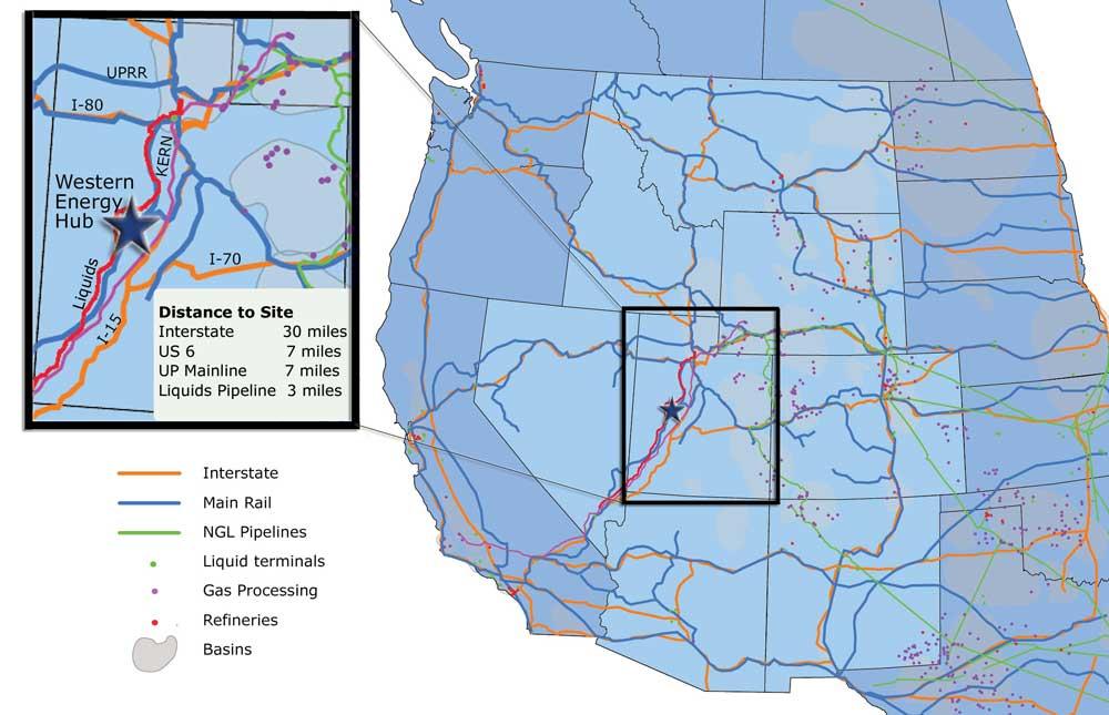 """尚未确定最终技术,美国犹他州或将开发""""无限""""的储氢设施"""