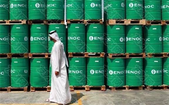 沙特阿拉伯在2018年使用较少的原油用于发电