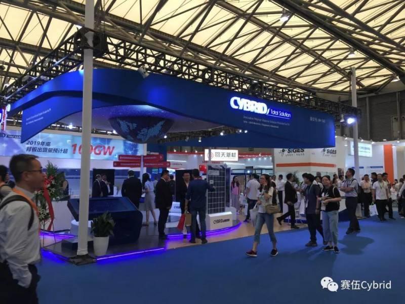苏州赛伍携新品亮相上海国际太阳能光伏展