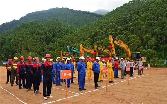 华润电力广西新能源福绵六万山风电项目动工