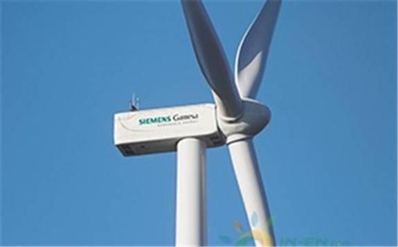 西门子歌美飒签订了中国台湾640MW云林海上风电项目风机订单