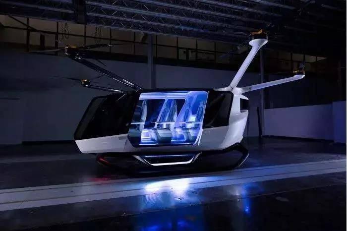 美国Alaka'i Technologies公司将推氢燃料电池飞机Skai