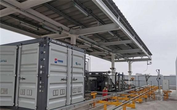 全球规模最大、等级最高的氢燃料电池车加氢站在上海化工区正式落成