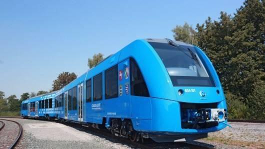 日本公司将打造氢能源列车