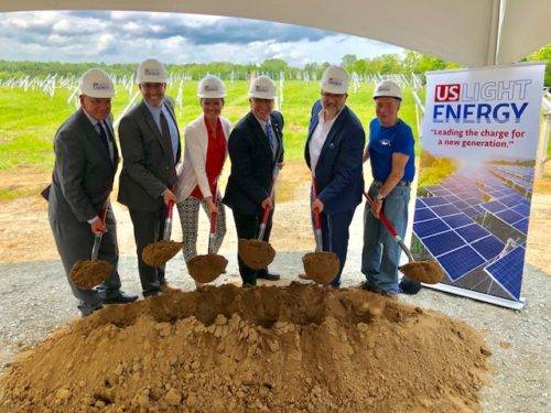 美国光能公司开始在纽约建设7兆瓦的社区太阳能项目
