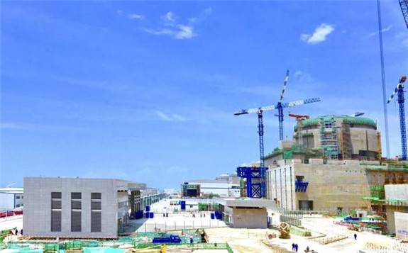 福清核电站1至4号机组顺利通过最终竣工验收