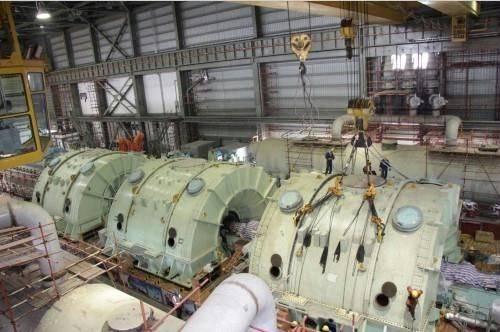 核能行业协会举办AP1000核电汽轮机大修技术交流会
