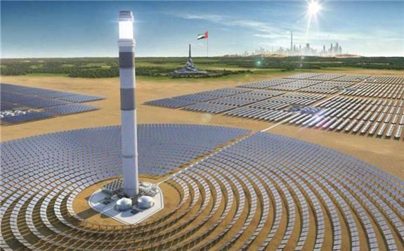 西班牙HERLOGAS将为Cerro Dominador光热项目提供预热及化盐服务