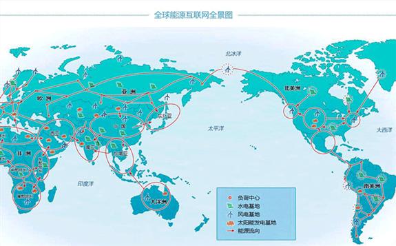 2019年全球能源服务市场规模将达520亿美元