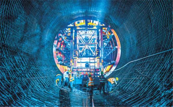 共建一带一路 中企承建老挝水电枢纽工程加快建设