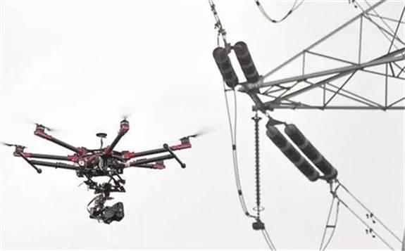 全面助力国家电网建设的多旋翼无人机