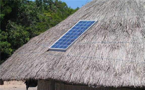 """肯尼亚通过世界银行的支持推出 """"微电网太阳能"""""""