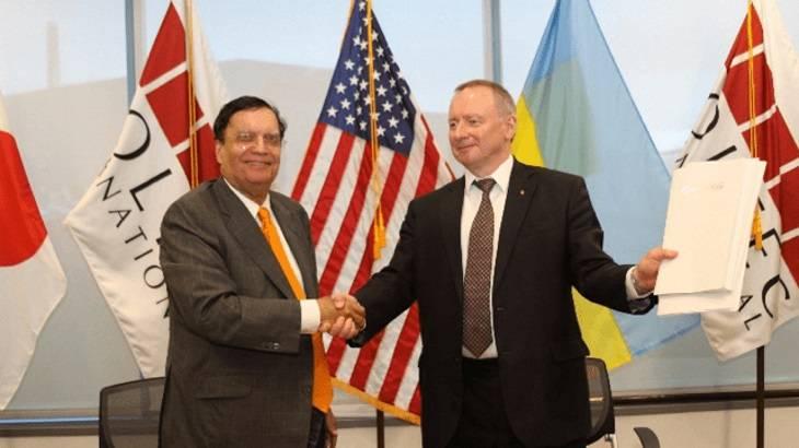 乌克兰成立SMR-160联盟
