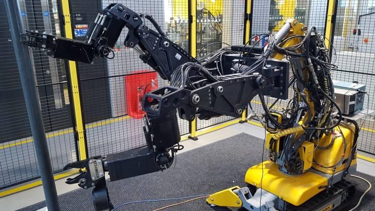 英国正研发核废料机器人操作系统,或将加速核电站退役作业