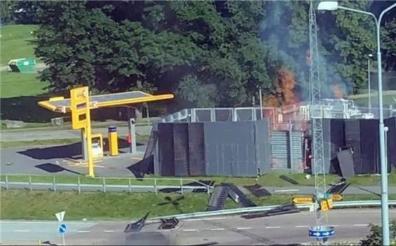 挪威一處加氫站發生爆炸致2人受傷!該如何提高加氫站安全性?