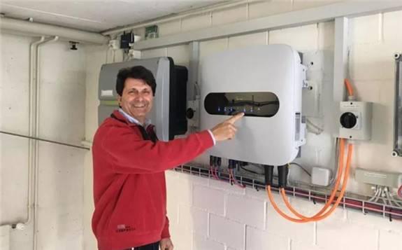 采日能源携手EN公司共同开拓欧洲高端储能市场