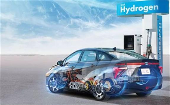 日美欧宣布氢和燃料电池联合声明