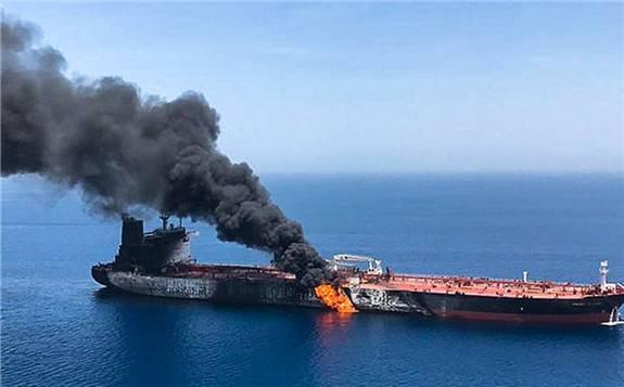 油轮遇袭 为日本政府的能源政策敲响了警钟