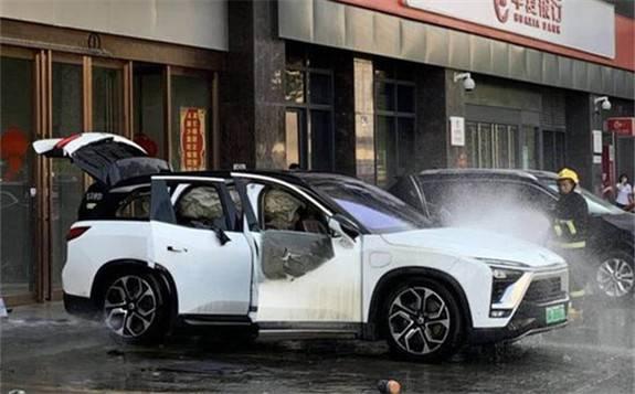 多起电动汽车火灾后,政府要求新能源汽车制造商加强对电动汽车的安全排查