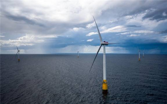 丹斯克油墨商品企业 30兆瓦海风苏格兰风电场PPA