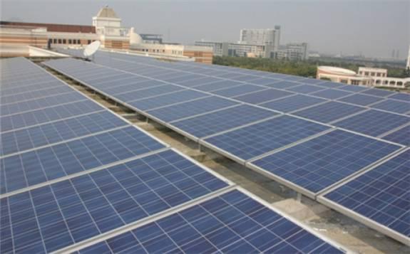 越南中部电力总企业力争2019年屋顶太阳能装机容量达48MWp