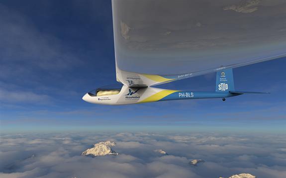 荷蘭學生團隊設計氫動力飛機 不排放任何有害的溫室氣體!