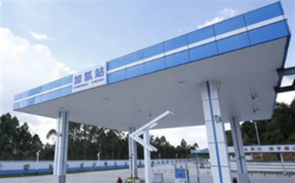 全国首座油氢合建站即将投运!加油、加氢、充电等服务同时进行