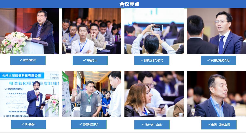 2019中国国际储能创新峰会(CESS2019)