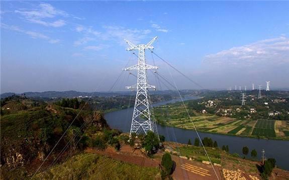 川电外送亟需新通道 加快推进±800千伏特高压直流输电工程