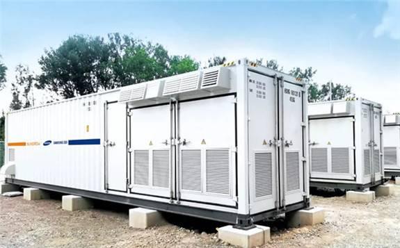 阳光电源捷报:成功签约德国30MWh储能调频项目