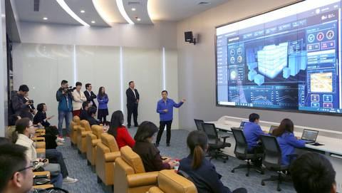 双良节能携手国网上海能源公司打造智慧能源体系