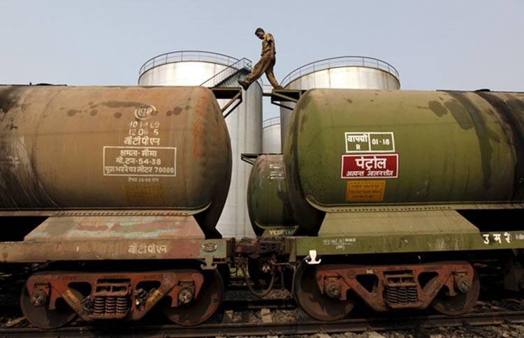 印度停止购买伊朗石油