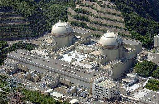 日本核电提案被否决