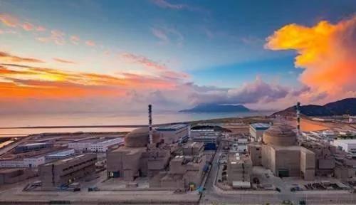 台山核电站2号机组成功并网