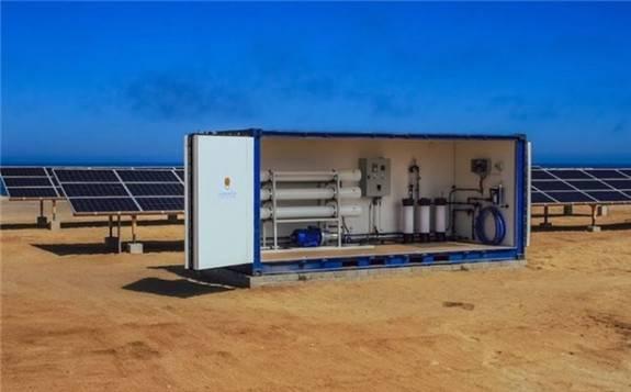 太阳能发电或将成为延缓气候变暖和解决水资源短缺的救世主