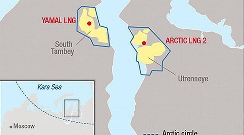 日本参与投资俄罗斯北极液化天然气多国合作项目
