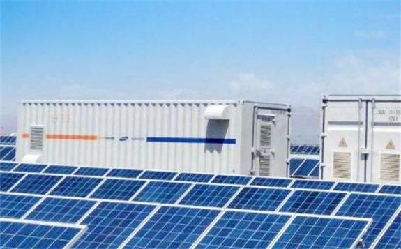 新疆正式开启光伏储能联合运行项目试点