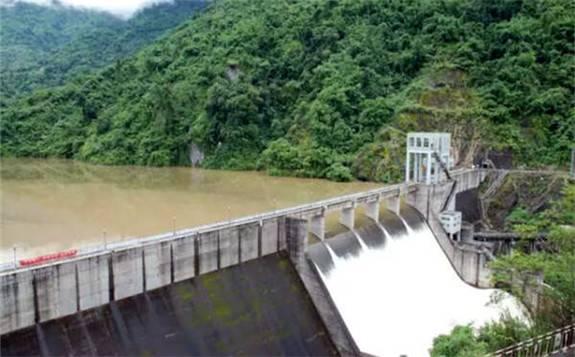 中企承建的缅甸小其培水电站发电量占缅北地区60%