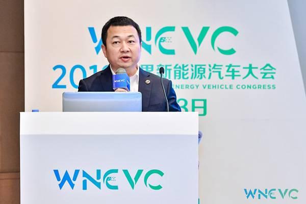 亿华通董事长张国强:氢燃料电池汽车商业化进程及展望