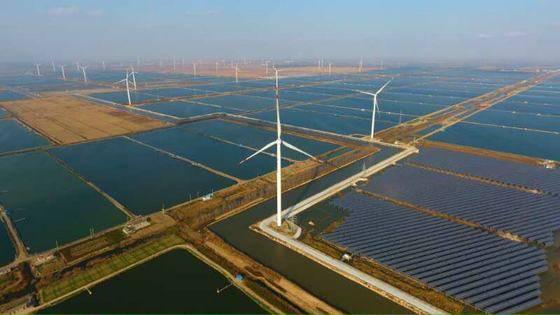 江苏射阳规划建设5000亩海上风电基地