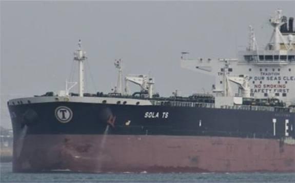 伊朗超级油轮于直布罗陀海峡被拦截,西班牙政府表示:应美国要求