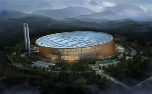 深圳东部环保电厂3号焚烧炉正式投运 总规模日处理垃圾5000吨