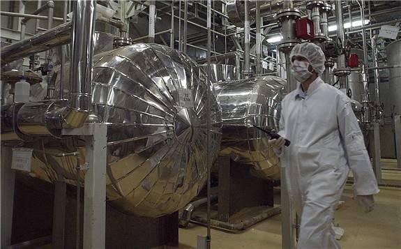 伊朗浓缩铀丰度已达到4.5%  下一阶段或将度提至20%!