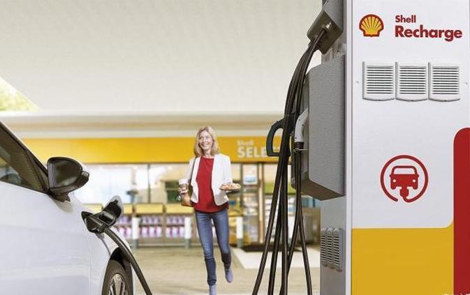 """""""Shell Recharge""""服务——壳牌在英国建立首个150kW电动车充电器"""